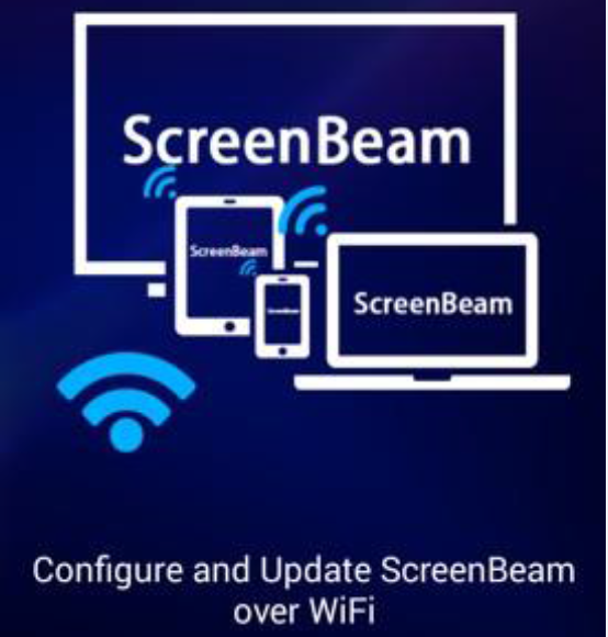 User Guide for Android Configuration Utility – ScreenBeam