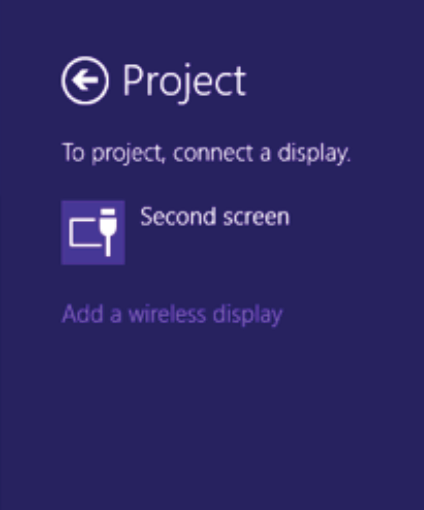 How do I connect my Windows 8 1 laptop/tablet to the